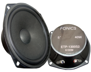 Głośnik Fonics 5 Cali ETP 1300S2, 8ohm