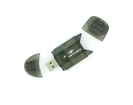 Czytnik Kart SD/mini SD/MMC/RS-MMC/T-FLASH 4World