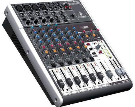 Mikser Behringer XENYX 1204 USB