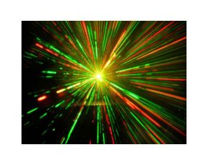 Laser Kropkujący Zielony + Czerwony