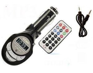 Transmiter SD/MMC USB Blue LCD
