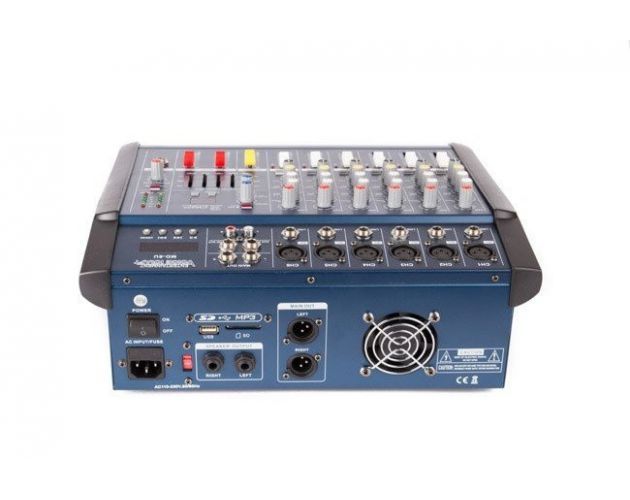 Powermixer Voice Kraft VK MD-6U
