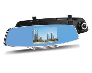 Lusterko z rejestratorem jazdy + kamera cofania VORDON DVR-195