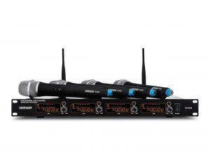 Zestaw 4 mikrofonów Bezprzewodowych Voice Kraft VK 840