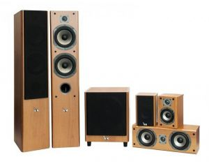 Zestaw Kolumn Voice Kraft ACTIVITY VK 7800 + subwoofer aktywny