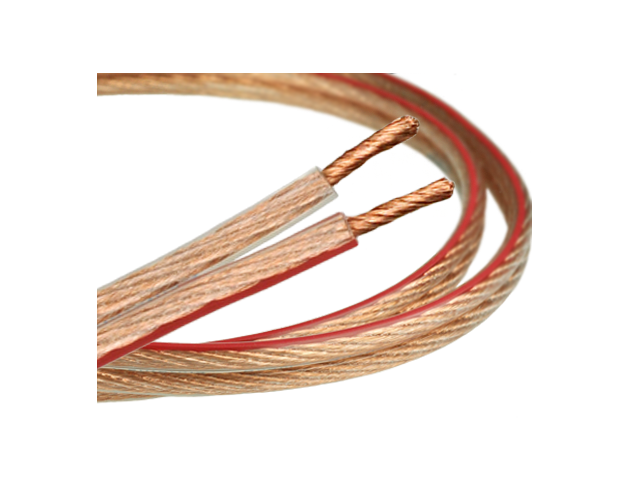 Kabel Głośnikowy 2x4mm CCA 100m