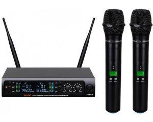 Zestaw mikrofon bezprzewodowy Voice Kraft VK TM-U02PT
