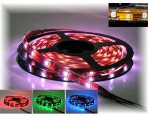 Listwa LED RGB 5m + zasilacz + pilot