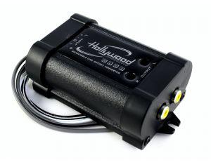 Hollywood HLC-2 - konwerter sygnału głośnikowego do poziomu RCA