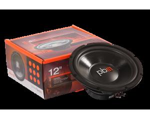 Powerbass PS-12 1-cewkowy głośnik niskotonowy o średnicy 30cm/12cali