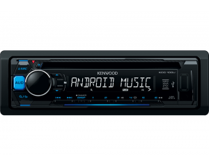 Radioodtwarzacz Kenwood KDC-100UB CD USB MP3