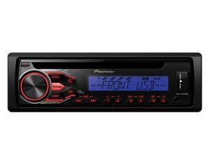 Radioodtwarzacz RDS, CD, USB, Aux-in Pioneer DEH-1800UBB