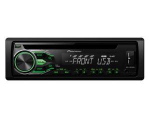 Radioodtwarzacz RDS, CD, USB, Aux-in Pioneer DEH-1800UBG