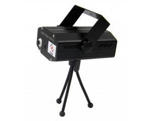 Laser Flash Mini RG + 8x Gobo