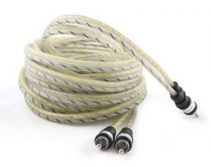 Przewód (kabel) sygnałowy RCA , długość 0,5m