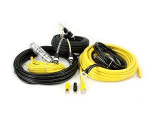 Hollywood CCA-28 zestaw kabli do samochodowego wzmacniacza