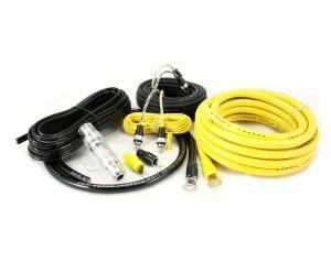 Hollywood CCA-24 zestaw kabli do samochodowego wzmacniacza