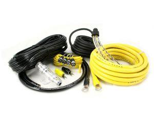 Hollywood CCA-44 zestaw kabli do samochodowego wzmacniacza