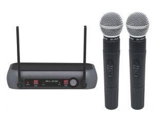 Mikrofon PRM 902 BLOW + 2 mikrofony