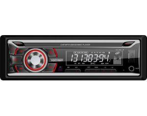 Radioodtwarzacz samochodowy Voice Kraft 8618 RED