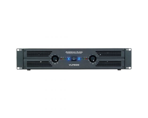 Wzmacniacz Estradowy American Audio VLP600