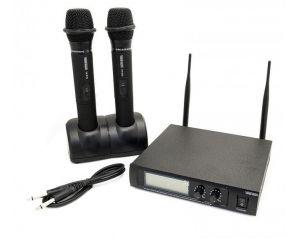 Mikrofony Bezprzewodowe...