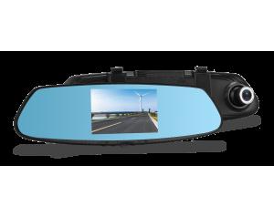 Lusterko z rejestratorem jazdy + kamera cofania VORDON DVR-190