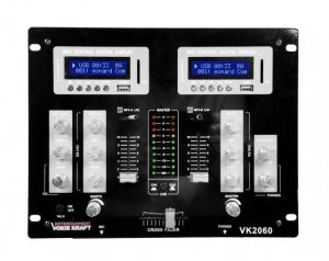 Mikser Voice Kraft VK-2060BT 2-Kanałowy z USB MP3 BLUETOOTH