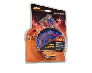 Powerbass AWK-8 Zestaw kabli montażowych