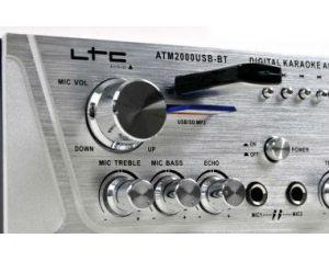 Wzmacniacz LTC ATM-2000USB BT