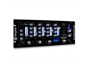 4-kanałowy mikser dla DJów Skytec STM-3005REC USB MP3 REC EQ