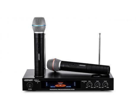 Mikrofony Bezprzewodowe Voice Kraft VK-9917 Echo