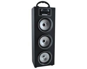 Głośnik duży przenośny z bluetooth USB Radio FM MP3 SD