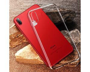 Etui Przeźroczyste Samsung A6 2018 Ochrona Telefonu Back Case