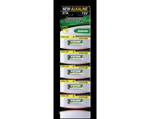Baterie Alkaliczne VIPOW LR27A
