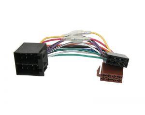 Kostka ISO do radia rozłączane plusy
