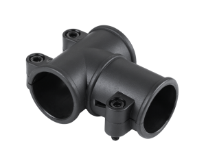 Uchwyt - łącznik do rurek 38mm