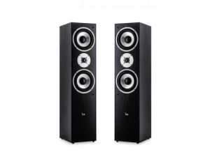 Kolumny Stereo Voice Kraft 480W Czarne