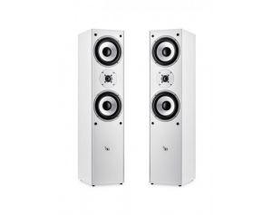 Kolumny Stereo Voice Kraft 480W Białe