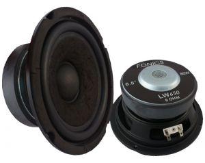 Głośnik 6,5 Cala 4ohm LW 650