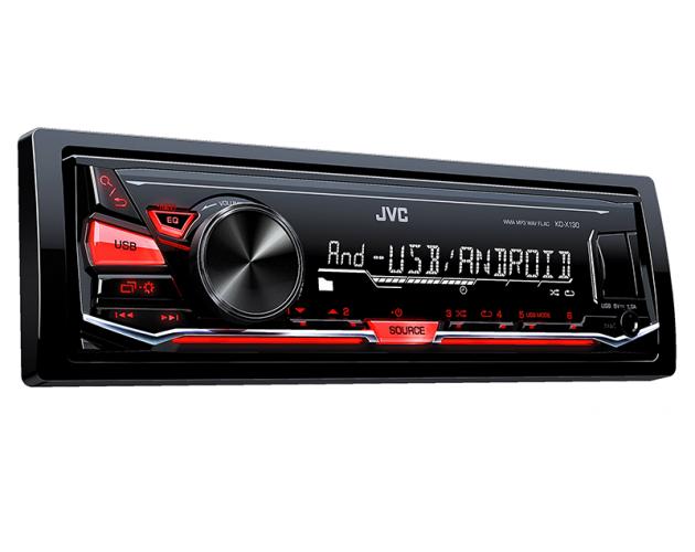 Radioodtwarzacz JVC KD-X130E
