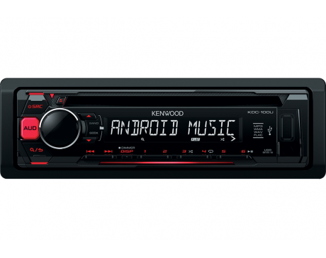 Radioodtwarzacz Kenwood KDC-100UR CD USB MP3