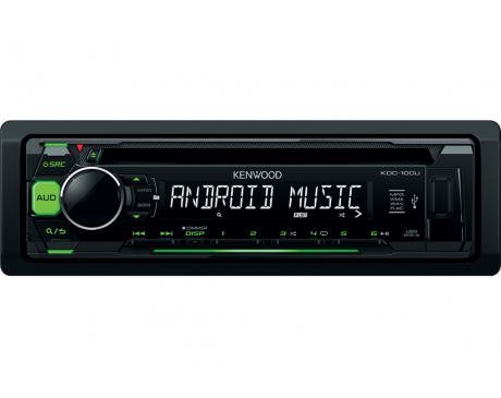 Radioodtwarzacz Kenwood KDC-100UG CD USB MP3