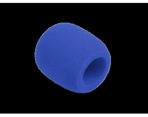Gąbka mikrofonowa niebieska
