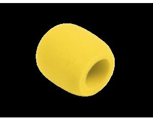Gąbka mikrofonowa żółta