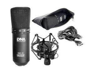 DNA DNC-1U mikrofon pojemnościowy USB