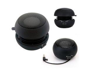 Mini Głośnik Jack 3,5mm czarny
