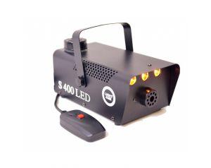 LIGHT4ME S 400 LED 3x amber wytwornica dymu pilot