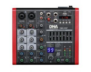DNA CM4-DSP mikser audio...