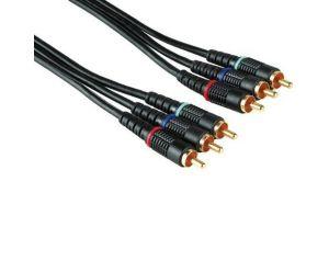 Kabel 3 RCA - 3 RCA 2m Hama